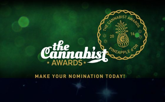 Nominate Today: 2016 Cannabist Awards Set To Honor World's Best