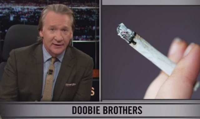 Bill Maher Obama Free Pot Prisoners