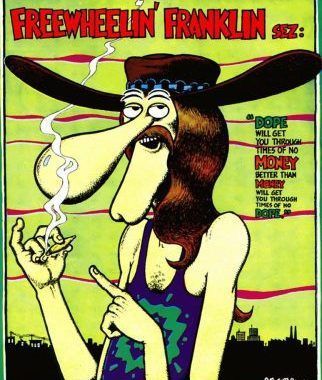 """Creator Of The """"Fabulous Furry Freak Brothers"""" Reflects On Weed's Long, Strange Trip"""