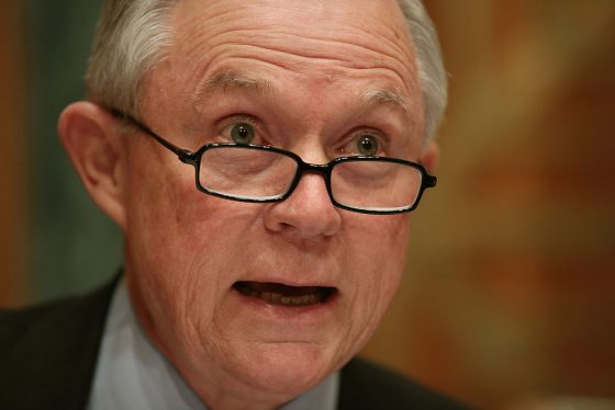 """Jeff Sessions Calls For """"more Competition"""" Among Medical Marijuana Growers For Research"""