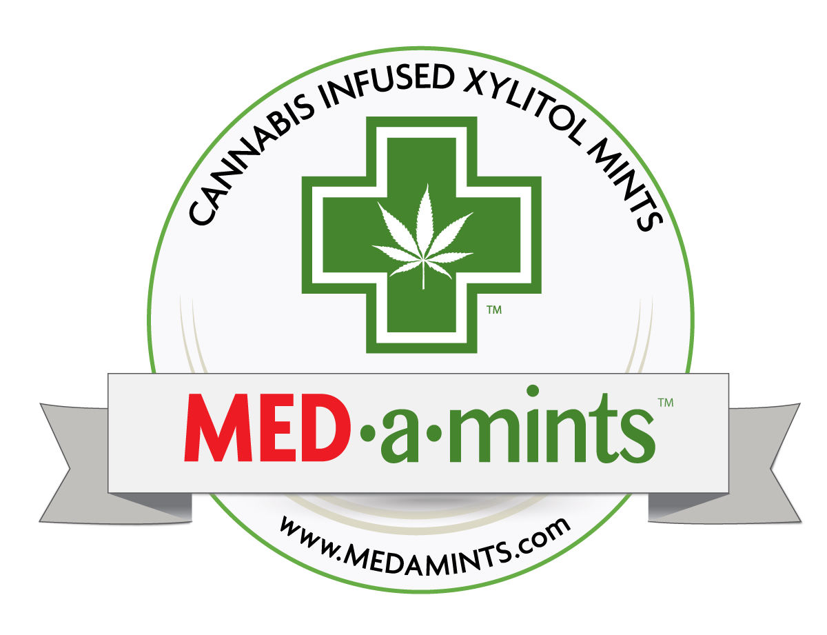 MED•a•mints - The Original Cannabis Mints - Marijuana Mints