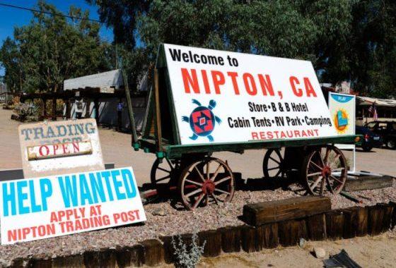 Meet The People Of Nipton, Calif