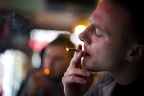 Nevada Gov Worried About Amsterdam Like Marijuana Lounges, Cafes