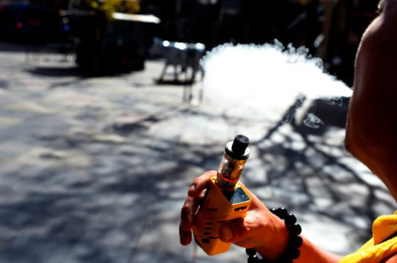 Proposed Ban On Smoking, Vaping For Denver's 16th Street Mall Discriminates Homeless, Advocates Say