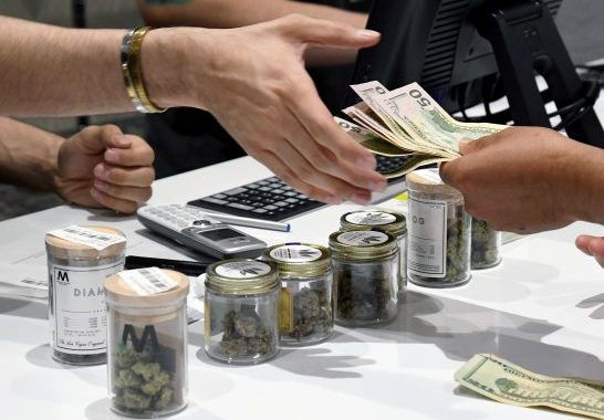 Recreational Sales Could Start This Weekend In Another Big Nevada City