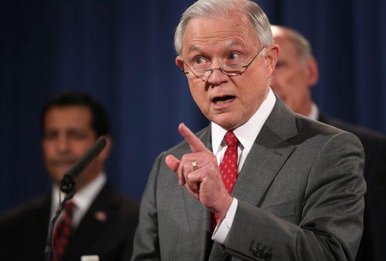 Sessions Reiterates Distaste For Marijuana Legalization