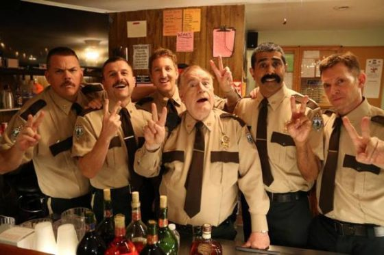 This Just In: 'Super Troopers 2' Hits Theaters 4/20