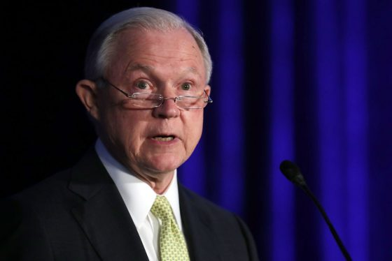 Watch Jeff Sessions Testify Before The Senate Judiciary Committee