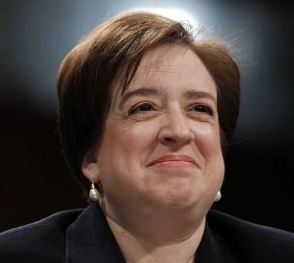 While Hearing Case, Supreme Court Justice Elena Kagan Waxes Nostalgic About Weed At Parties